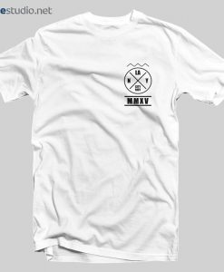 LA NY City Riot T Shirt