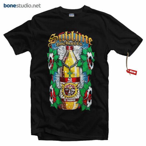 Sublime T Shirt LBC Ca
