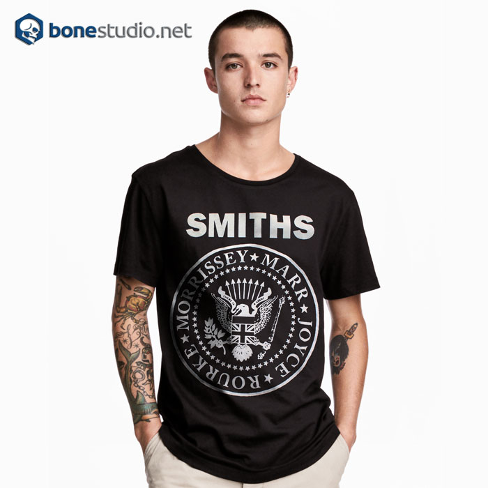 The Smiths Morrissey Mars Joyce Rourke T Shirt