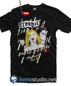 Blondie T Shirt New Wave Legend