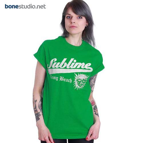 Sublime T Shirt Logo