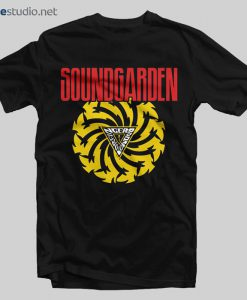 Sound Garden T Shirt Bad Motor Finger