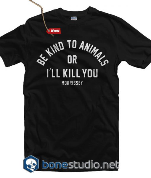 Morrissey Quote T Shirt