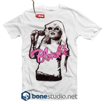 Blondie T Shirt Debbie Harry