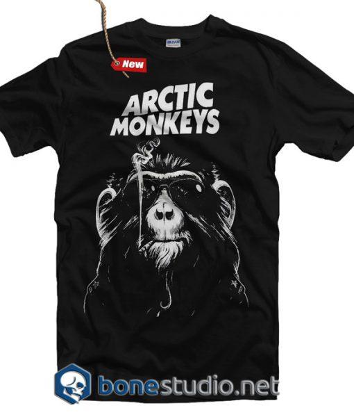Arctic Monkeys T Shirt Fake Tales of San