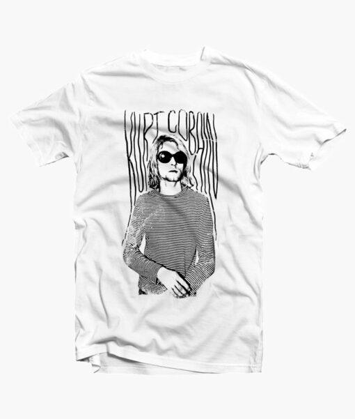 Nirvana T Shirt Kurt Cobain