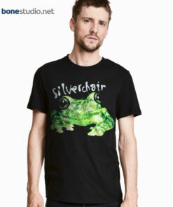 Frog stomp Silver Chair T Shirt