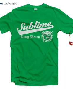 Sublime T Shirt Logo
