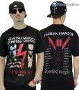 Smashing Pumpkins Marilyn Manson Tour T Shirt