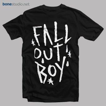 Fall Out Boy T Shirt FOB Scratch
