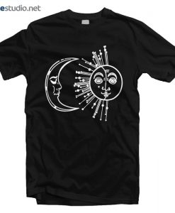 Sun And Moon T Shirt