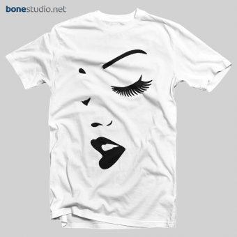 Face T Shirt Art