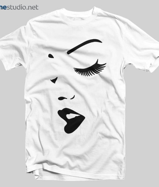 Face T Shirt Art