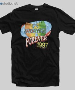 Wu Tang T Shirt Forever