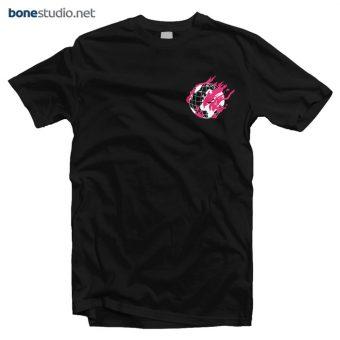 Fire T Shirt Global Warning