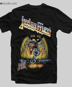 Judas Priest T Shirt A Touch Of Evil