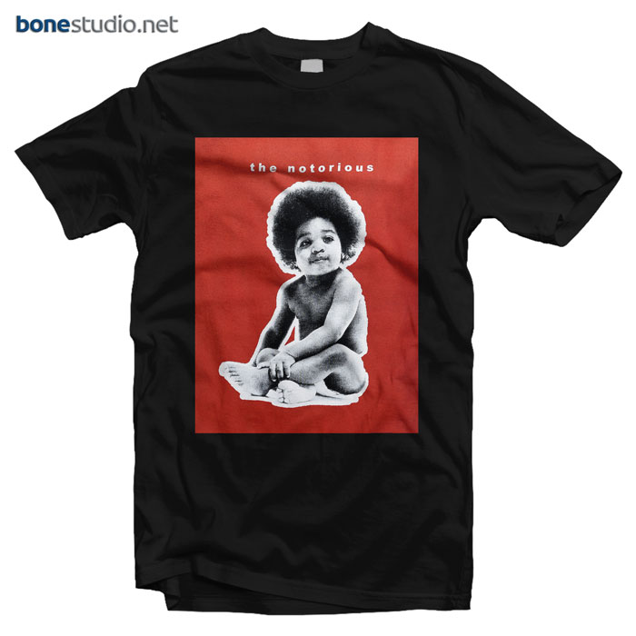 The Notorious T Shirt Hypnotize Biggie