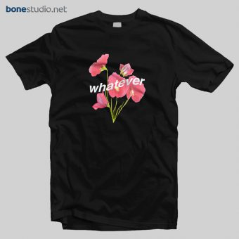 Rose T Shirt What Ever