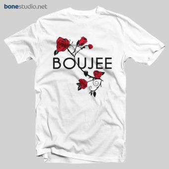 Rose T Shirt Boujee
