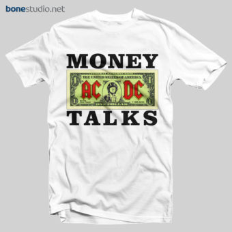 ACDC T Shirt Money