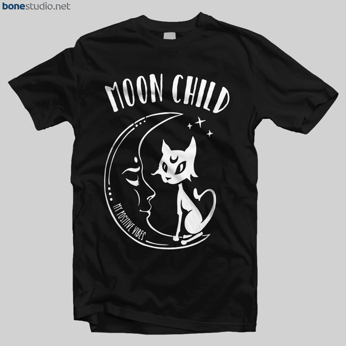 Moon Child T Shirt