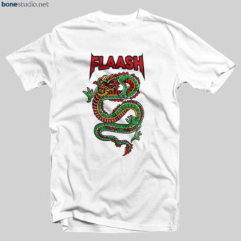 Flash Dragon T Shirt