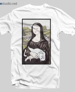 Monalisa T Shirt Pure Nerma