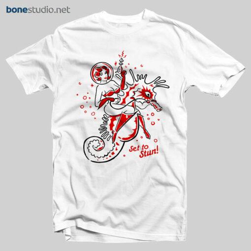 Steady T Shirt Set to Stun Rockabilly Vintage