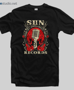 Sun Records T Shirt
