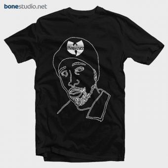 Wu-Tang T Shirt RZA