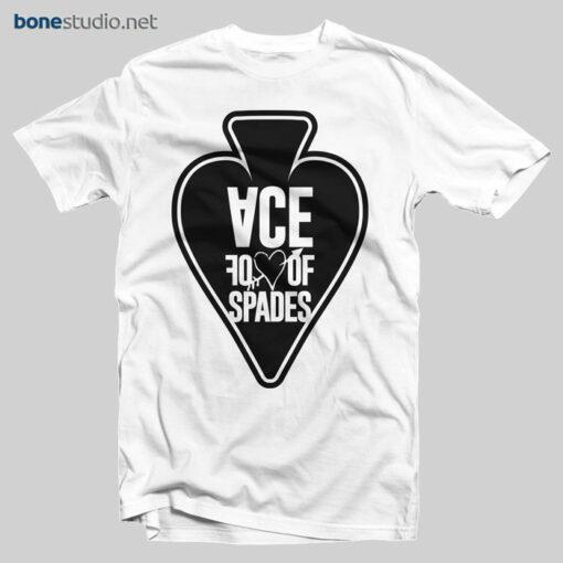 Spades T Shirt Ace Of Spades