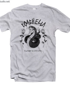 Coachella Motif T Shirt Valley Music And Arts Festival
