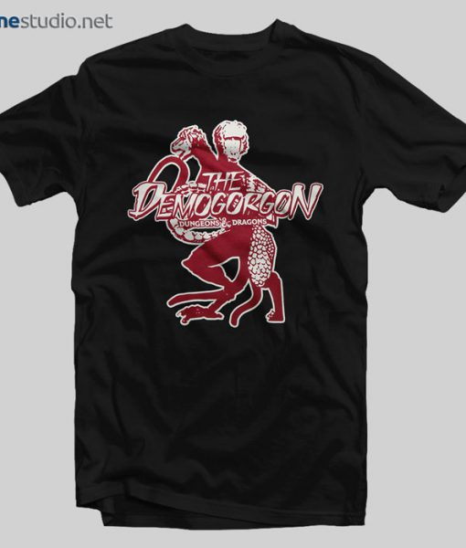 The Demogorgon T Shirt