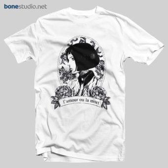Mathilda T Shirt L'amour Ou La Mort