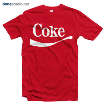 Coke T Shirt Coca Cola
