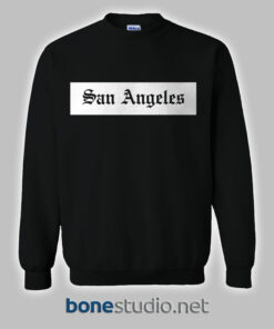San Angeles This World Is Yours Sweatshirt