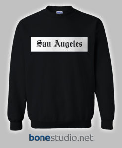 San Angeles This World Is Yours Sweatshirt