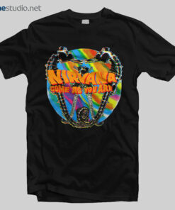 Nirvana T Shirt 1992 Come As You Are