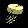 Smell My Cheese T Shirt