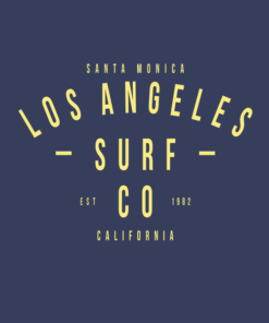 Los Angeles T Shirt Surf