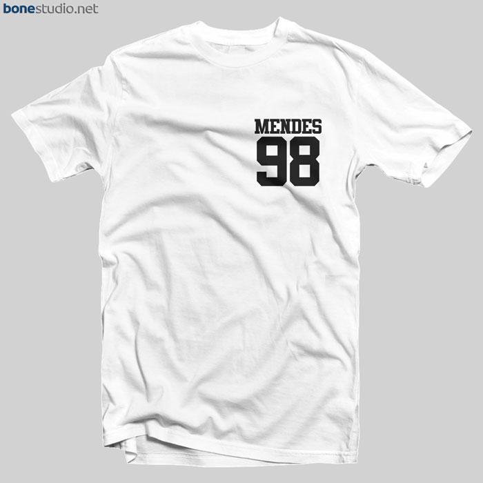 Shawn Mendes Merch T Shirt 98
