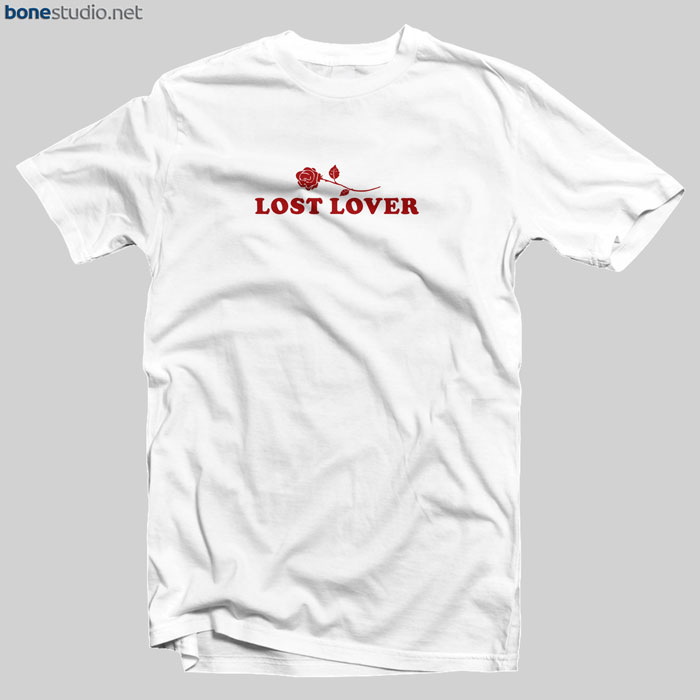 Rose T Shirt Lost Lover
