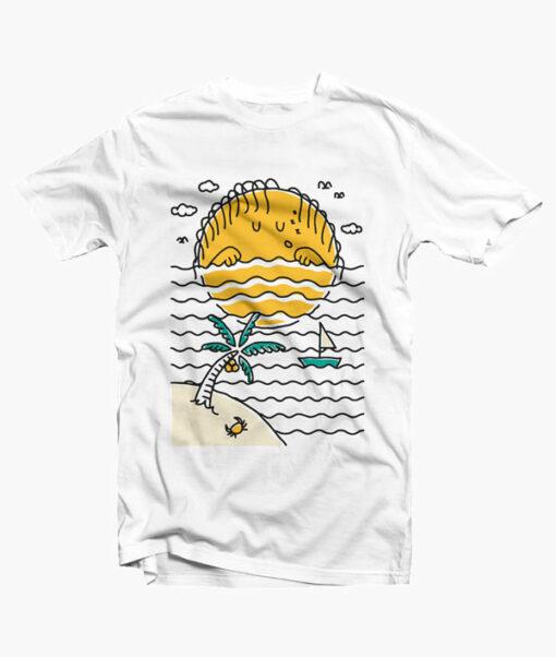 Sun Sleep T Shirt