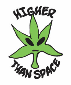 Higher Than Space T Shirt