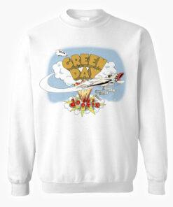 Green Day Sweatshirt Dookie