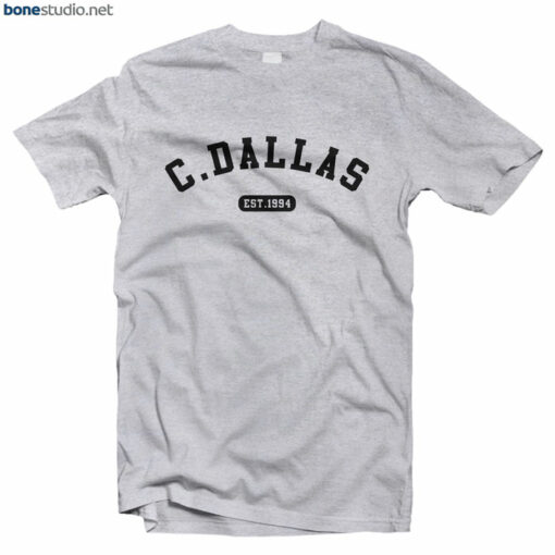 Cameron Dallas Merch T Shirt Est 1994