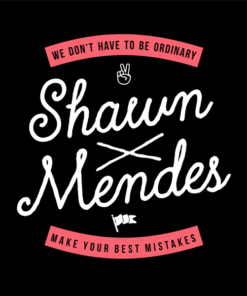 Shawn Mendes Merch T Shirt Best Mistake