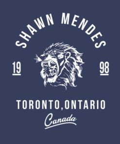 Shawn Mendes Merch T Shirt Leo