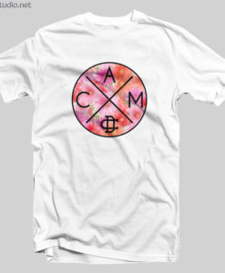 Cameron Dallas Merch T Shirt Flower