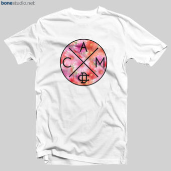 Cameron Dallas Merch T Shirt Flower